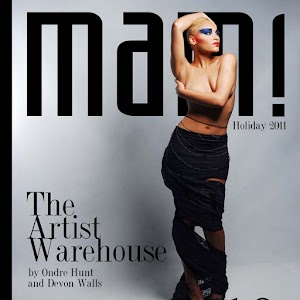 MAMi Magazine Holiday '11 AW