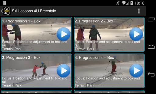 【免費運動App】Ski Lessons - Freestyle-APP點子