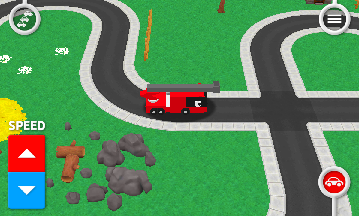 Easy Car Game- screenshot