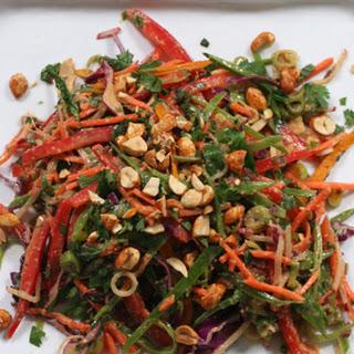Thai Veggie Salad.