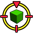 Shape Findings icon