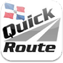 Quick Route Dominican Republic icon