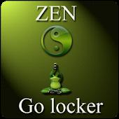 Go locker zen