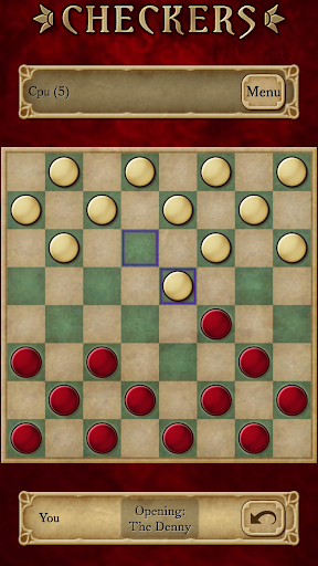 Checkers Free Screenshot