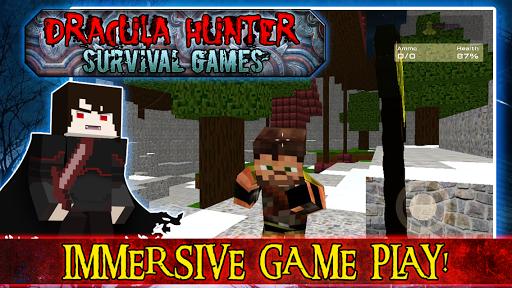 Dracula Hunter Survival Games