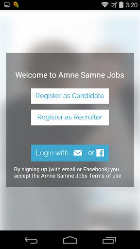 Amne Samne Jobs