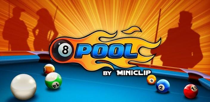 8 Ball Pool multiplayer от Miniclip скачать пул на андроид