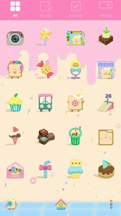 Candy house dodol theme - screenshot thumbnail