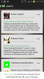 TastemakerX - screenshot thumbnail