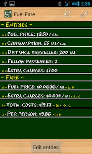 Fuel Fare - screenshot thumbnail
