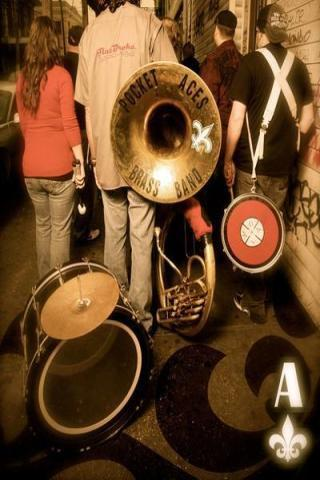 Pocket Aces Brass Band