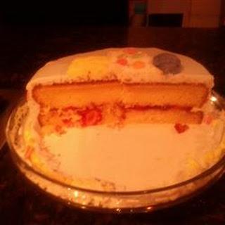 Seven-Up™ Sheet Cake