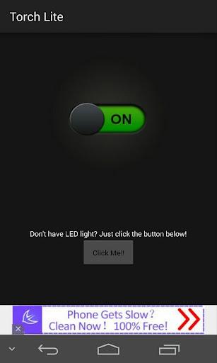 Torch Lite + Widget