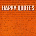 Happy Quotes icon