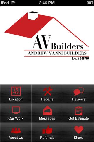 Andrew Vanni Builders Inc.