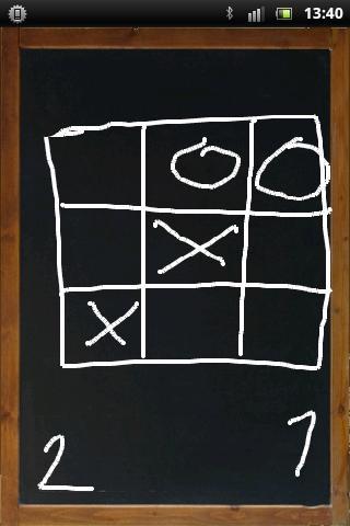 Bluetooth Blackboard- screenshot