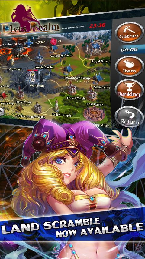 Elves Realm- screenshot