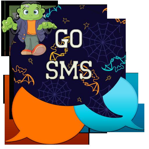 GO SMS - Frakenstein 個人化 App LOGO-APP試玩