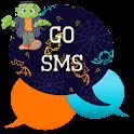 GO SMS - Frakenstein icon