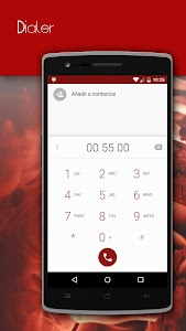 CM12 Red Pop Theme v5.f