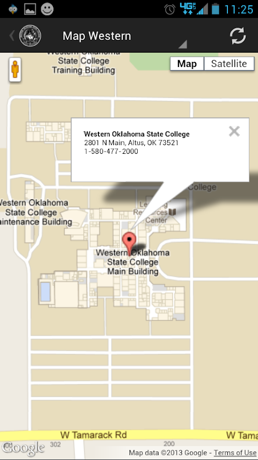 WOSC.EDU - screenshot