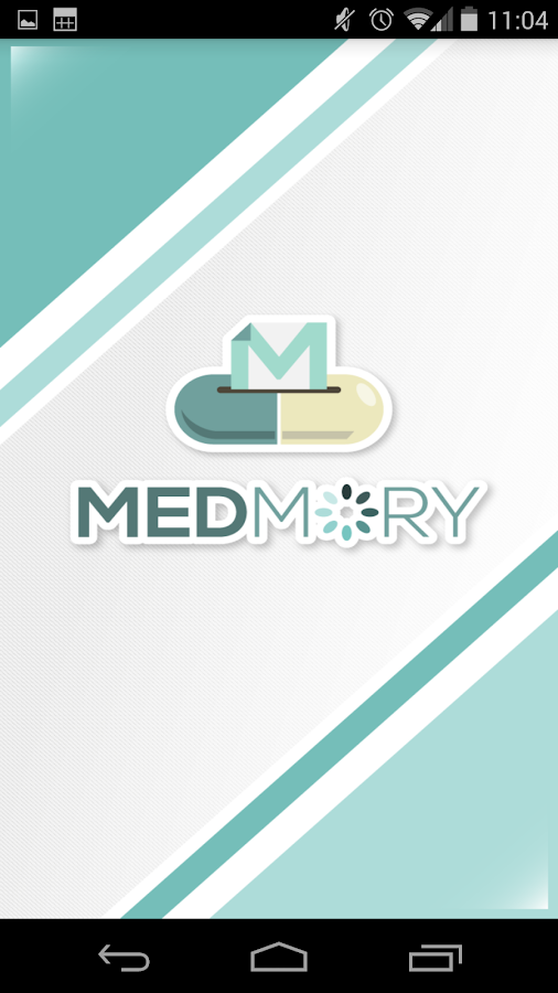 MEDmory- screenshot