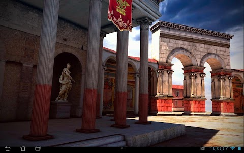 Rome 3D Live Wallpaper v1.0