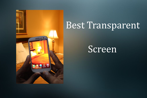 透明壁紙攝像機