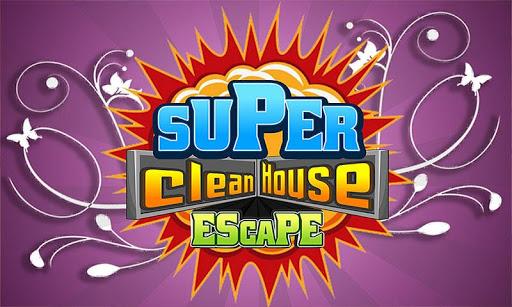 614-Super Clean House Escape