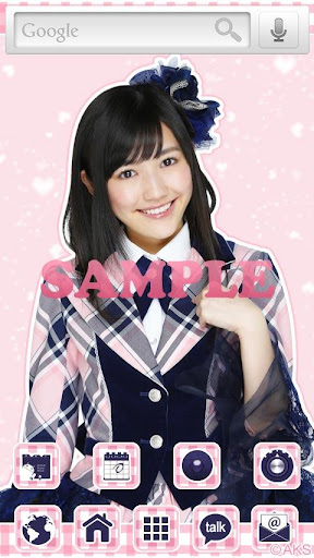 AKB48きせかえ 公式 渡辺麻友-BD2013-