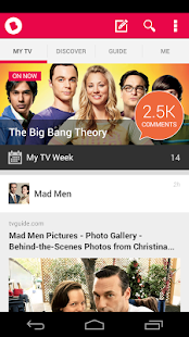 Beamly TV - by zeebox - screenshot thumbnail