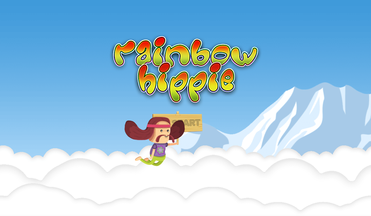 Rainbow Hippie - screenshot