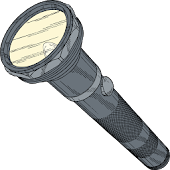 Minimal Open Source Flashlight