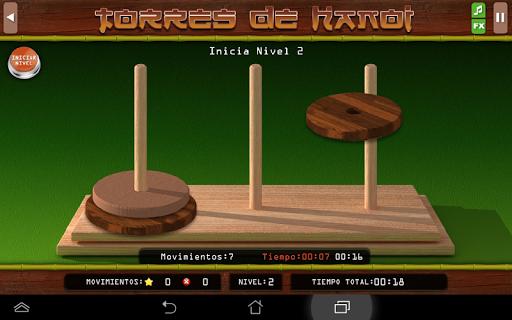 【免費解謎App】Las Torres de Hanoi-APP點子