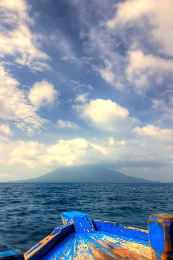 Mengarungi Selat Sunda by Alfi Nurulhida - Novices Only Landscapes (  )
