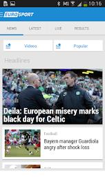Eurosport.com Screenshot 1