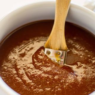 Crockpot Jalapeno Peach BBQ Sauce