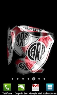 3D River Plate Fondo Animado - screenshot thumbnail