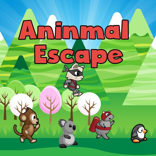 動物大逃亡 街機 App LOGO-硬是要APP