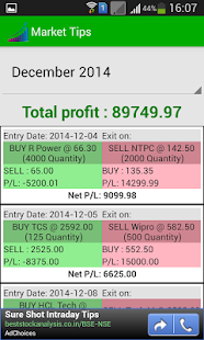 FREE Stock Market Trading Tips- screenshot thumbnail