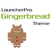 LauncherPro Gingerbread Theme