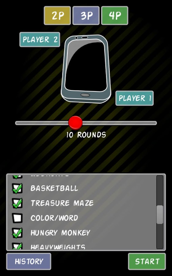 Buzzer Arena - screenshot