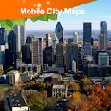 Montreal Street Map logo