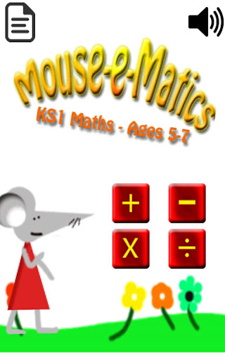 Mouse-e-matics Math KS1 age5-7