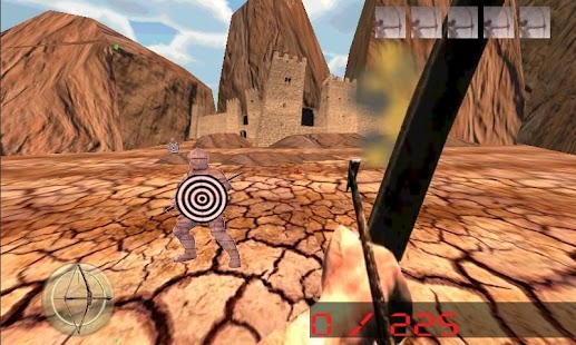 Army archery Sniper 3D - screenshot thumbnail
