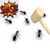 Ant Crush Puzzle Game Smasher