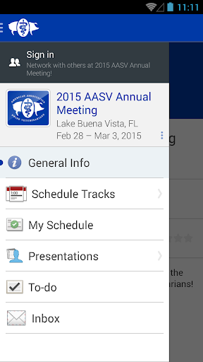 AASV 2015 Annual Meeting