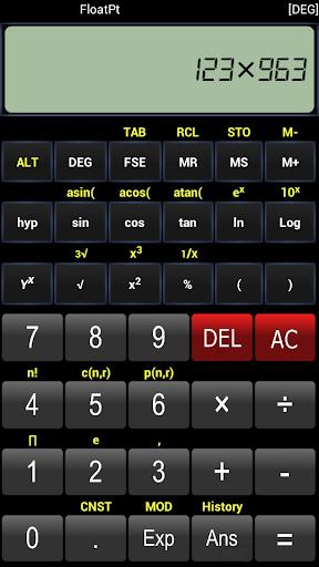 Scientific Calculator - FREE