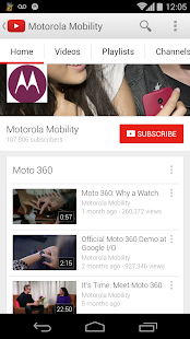 Moto Voice - screenshot thumbnail