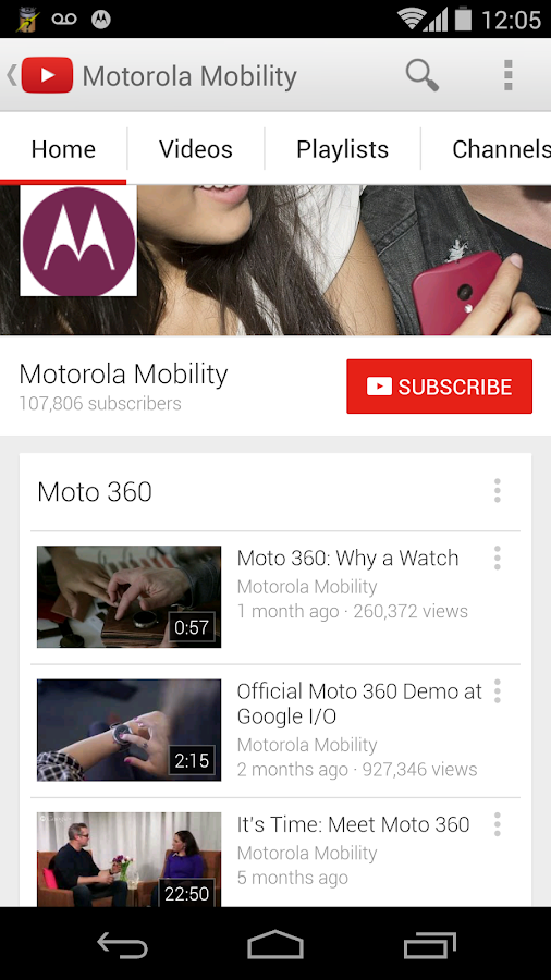 Moto Voice - screenshot